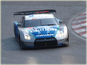 24.WOODONE ADVAN Clarion GT-R